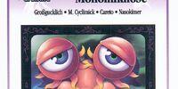 Monomiknose - AR Card