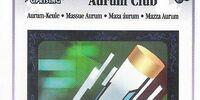 Aurum Club - AR Card