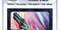 Needle Palm - AR Card