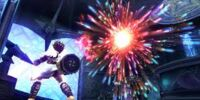 Fireworks Cannon