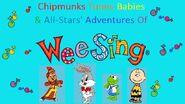 Chipmunks Tunes Babies & All-Stars' Adventures of Wee Sing