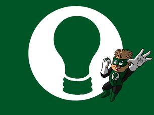 The Green Lightbulb