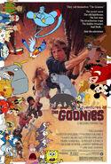 SpongeBob's Adventures of The Goonies Poster