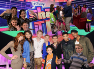 The Gang of Shake It Up