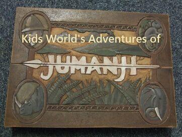 Kids World's Adventures of Jumanji