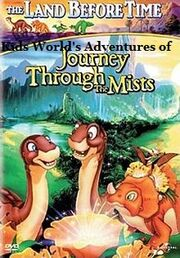 Kids World's Adventures of The Land Before Time IV Journey Through the Mists