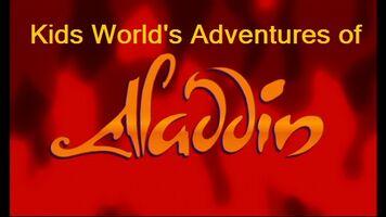 Kids World's Adventures of Aladdin