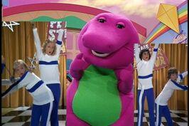 Kids World's Adventures of Barney's Let's Play School