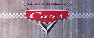Kids World's Adventures in Cars