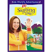 Kids World's Adventures of Signing Time - The Great Outdoors