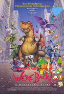Littlefoot's Adventures of We're Back! A Dinosaur's Story Poster