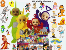 Kids World's Adventures of Teletubbies (TV Series)