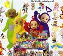Kids World's Adventures of Teletubbies (TV Series)