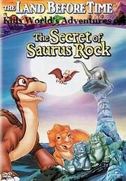 Kids World's Adventures of The Land Before Time 6- The Secret of Saurus Rock