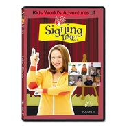 Kids World's Adventures of Signing Time - My Day