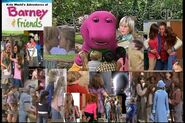 Kids World's Adventures of Barney & Friends 6