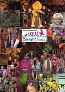Kids World's Adventures of Barney & Friends 3