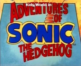 Kids World in Adventures of Sonic the Hedgehog (TV Series)