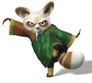 Shifu's Master Uniform