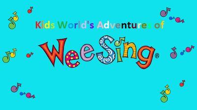 Kids World's Adventures of Wee Sing