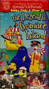 Bobby Cindy & Oliver In The Wacky Adventures Of Ronald McDonald The Legend Of Grimace Island