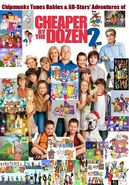 Chipmunks Tunes Babies & All-Stars' Adventures of Cheaper by the Dozen 2