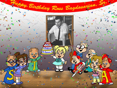 Ross Sr. Birthday Party