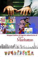Muppet Babies & Rugrats Adventures of Little Manhattan