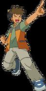 Brock in his Sinnoh clothes
