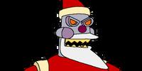 Robo-Santa Claus