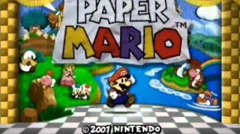 Paper Mario Music - Welcome to Yoshi's Village EXTENDED