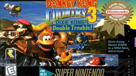 Donkey Kong Country 3 - Baron K Roolenstein Battle Music Extended-0