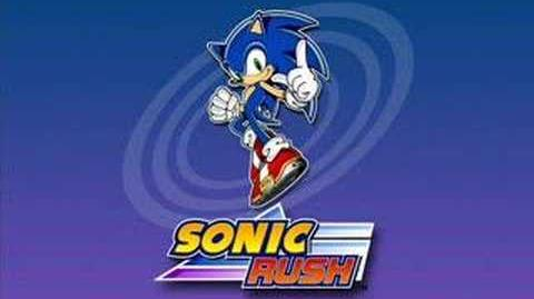Sonic Rush Music Right There, Ride On (sonic)
