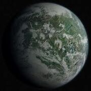 Planet Dagobah