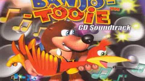 Banjo Tooie - Hall Of The Zombie King