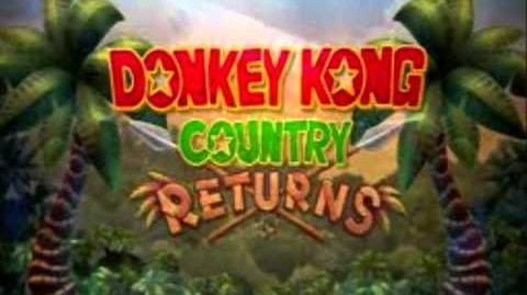 OST Extended Donkey Kong Country Returns - Mast Blast