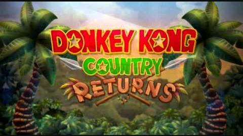 Donkey Kong Country Returns Music Credits