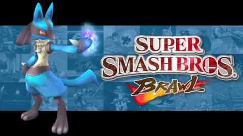 Dialga Palkia Battle at Spear Pillar! - Super Smash Bros. Brawl