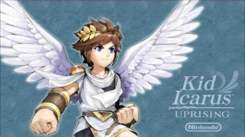 Kid Icarus Uprising Music - Boss Battle Theme 2