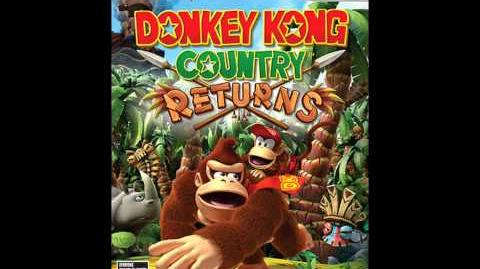 Donkey Kong Country Returns Music; Clifftop Concert