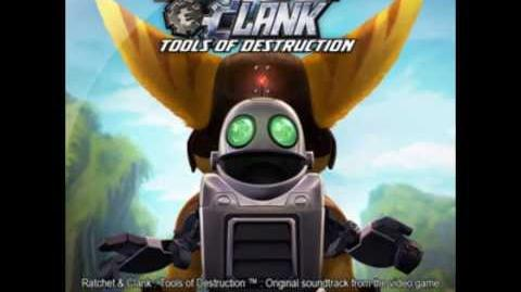 Ratchet & Clank Future Tools of Destruction - Ardolis - Pirate Base