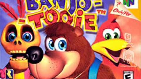 Banjo-Tooie - Hall of the Zombie King