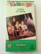 A Day at Camp - Original VHS
