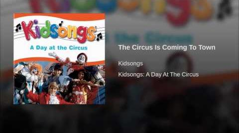 The Circus Is Coming To Town-0