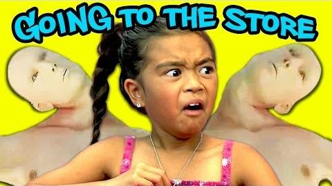 Kids React To going to the store!-0