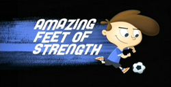 47-1 - Amazing Feet Of Strength