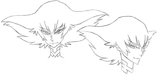 File:Ragyō Kiryūin face (Sketch).png