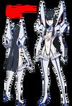 Satsuki Kiryūin body (Junketsu active)