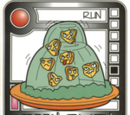 Green Gelatin (with Evil Pineapple Chunks)