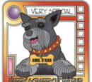 Happy Scrappy Hero Pup